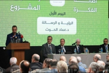 نائب المرشد بمؤتمر الإخوان.. نرفض الأنظمة الدكتاتورية المتاجرة بالإرهاب