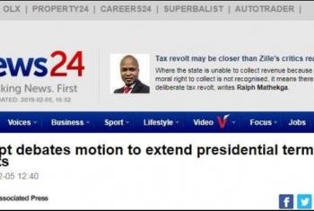 News 24: السسي انقلب على أول رئيس مدني منتخب ويريد سلطة أبدية