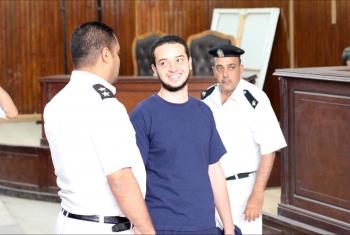 بعد حبسه 4 سنوات ظلمًا.. إلغاء حكم حبس أنس البلتاجي في هزلية ملفقة
