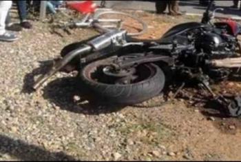 مجددا.. إصابتان بحادث على الدائري الإقليمي بـ