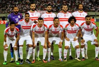 الزمالك إلى الدور نصف النهائي من كاس مصر بعد الفوز على مصر المقاصة بهدف