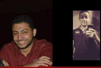 مناشدات لإنقاذ طالبين يتعرضا للتعذيب منذ 45 يوما بالشرقية