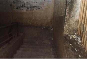 صور  شكوى من تراكم القمامة وعدم نظافة مبنى الشهر العقاري بالعاشر من رمضان