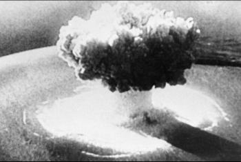لجنة بالشيوخ الأمريكي توافق على تخصيص 10 ملايين دولار لتسهيل إجراء تجربة نووية