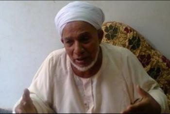 وفاة البطل محمد العباسي أول من رفع علم مصر في حرب أكتوبر بالقرين