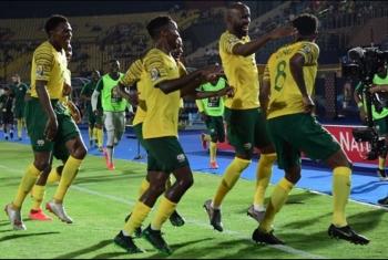 جنوب إفريقيا تطرد مصر من بطولة