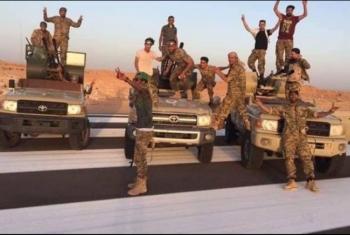 قوات حكومة الوفاق ترد على تهديد السيسي بالتدخل عسكريا في ليبيا