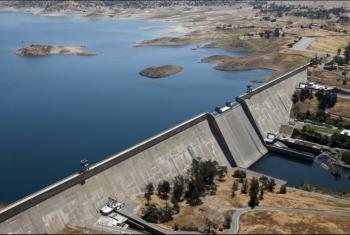 إثيوبيا تنجز 74% من إنشاءات سد النهضة