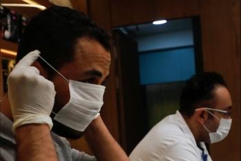 مركز الإبراهيمية يسجل حالة وفاة بفيروس كورونا