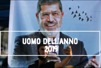 صحيفة إيطالية تختار الرئيس الشهيد محمد مرسي رجل عام 2019