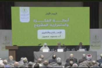 د. محمود حسين: مشروع الإخوان لا تشتهيه الأنظمة الظالمة ومهدد للصهاينة