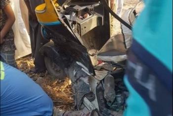 وفاة شخص وإصابة 4 آخرين بحادث مروع بأبوكبير