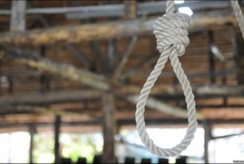 الإعدام شنقًا لسائق ومزارع قتلا سيدة بالحسينية