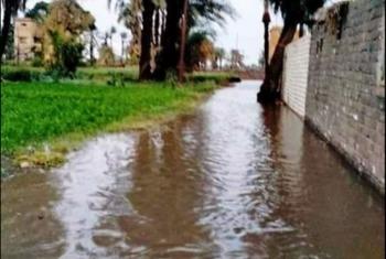 صان الحجر: مطالب بصيانة جسر بحر حادوث قبل دخول الشتاء
