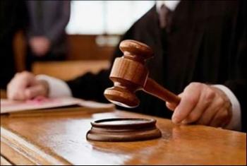 بدء المحاكمة الهزلية للنائب أحمد عز و14 رافضا للانقلاب بههيا