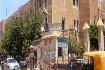 رغم جائحة كورونا.. مستشفى كفر صقر خارج نطاق الخدمة