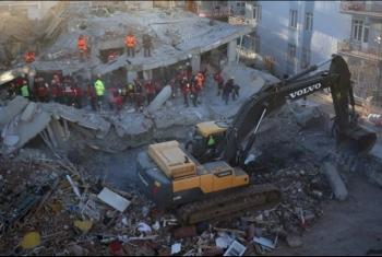 ارتفاع حصيلة وفيات زلزال تركيا إلى 29