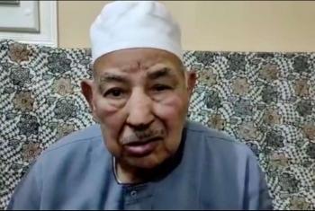 وفاة الشيخ محمود الطبلاوي نقيب القراء الأسبق