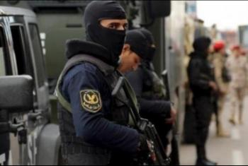 قوات الأمن تعتقل محامي بههيا