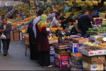 ارتفاع الأسعار يضرب سوق العزيزية بمنيا القمح