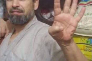 إصابة المعتقل عبد الرحمن ضيف بجلطة دماغية في ههيا