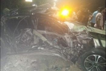 استغاثة من كثرة الحوادث على طريق ههيا الزقازيق