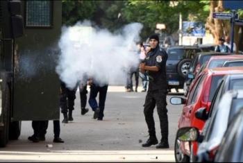 شرطة الانقلاب تغتال شابًا من دمياط بعد إخلاء سبيله