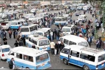 مرور بلبيس يتغاضى عن رفع أجرة خط