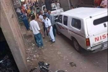 القبض على مدرسين أثناء إعطاء الدروس الخصوصية بمشتول السوق