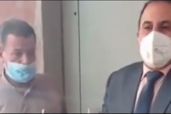 تعافي 7 مصابين بكورونا في مستشفى أبوحماد