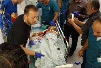 إصابات برصاص الاحتلال في الضفة والقدس