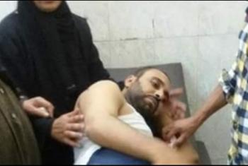 العثور على شاب مصاب بطلق ناري بعد 6 أيام من اختطافه بالحسينية