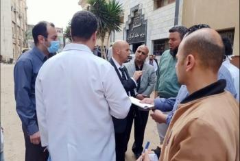 إحالة طبيب في ديرب نجم للتحقيق بسبب كشف فساد المستشفى المركزي