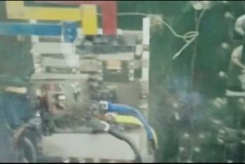 أهالي شارع الأهواني في بلبيس يستغيثون من محول كهرباء متهالك