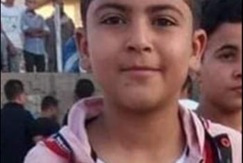 تغيب طفل من قرية تلراك بأولاد صقر