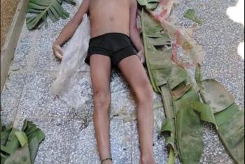 العثور على جثة طفل مجهول الهوية في ترعة الإسماعيلية بمشتول السوق
