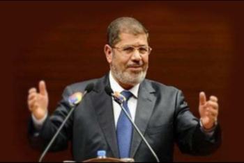 استئناف محاكمة الرئيس مرسي بهزلية