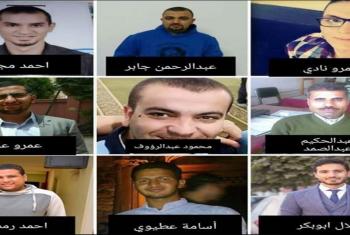 منظمة حقوقية تندد بتعذيب 9 معتقلين في بني سويف
