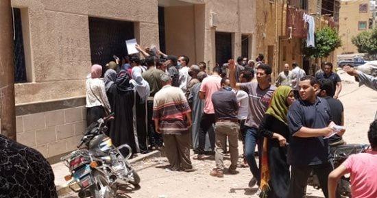 شكوى من ضعف الرقابة الإدارية بالمصالح الحكومية في أبوحماد