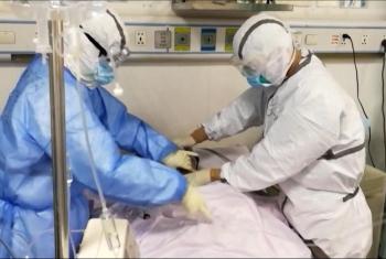 وفاة 6 حالات بمستشفى الإبراهيمية بفيروس كورونا