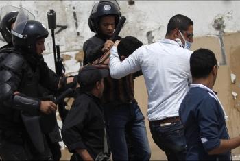 اعتقال أكثر من 400 مواطن منذ 20 سبتمبر الجاري