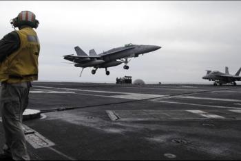 موافقة خليجية لإعادة انتشار القوات الأمريكية لمواجهة إيران