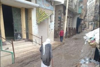 بالصور.. استياء بين أهالي مدينة أبوكبير بسبب تحول الشوارع لـ