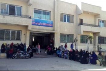 الإهمال يخيم على مستشفى بني عامر بالزقازيق