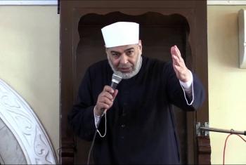 اللهـم احشرني مع صاحـب النقـب