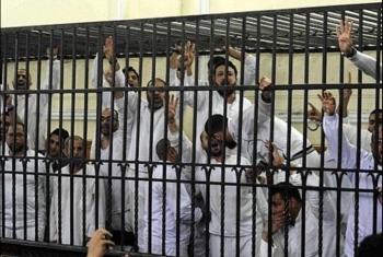 تأجيل محاكمة 7 معتقلين من ديرب نجم لـ 17 أكتوبر الجاري