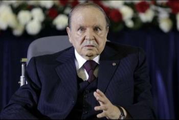 وفاة الرئيس الجزائري السابق عبد العزيز بوتفليقةً