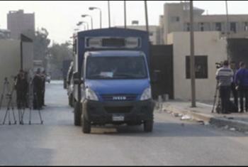 ترحيل 3 معتقلين من ههيا لمركز شرطة كفر صقر