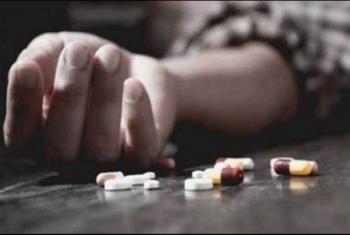 انتحار المتهم بقتل ربة منزل بـ 4 طعنات بأولاد صقر