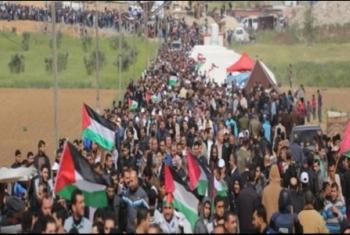 استشهاد 4 فلسطينيين برصاص الاحتلال شرق قطاع غزة